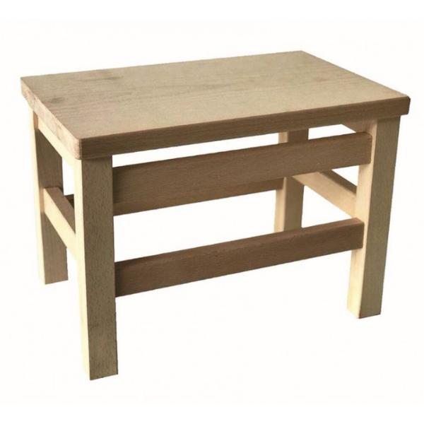 sgabellino sgabello legno faggio